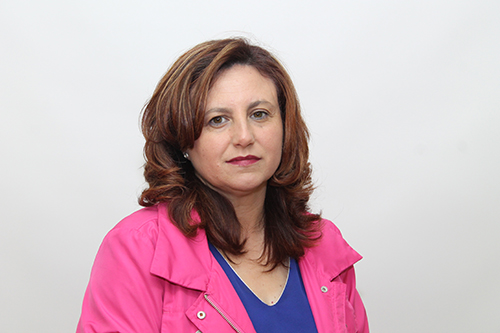 Alcaldesa: Encarna García García