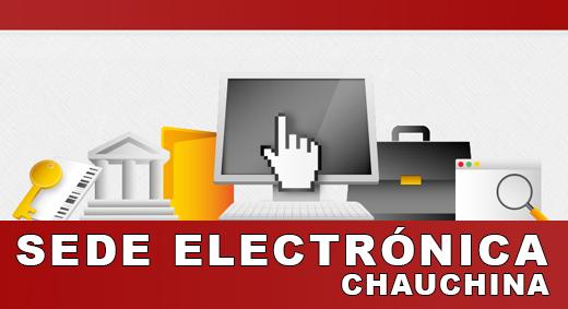 sedeelectronicachauchina