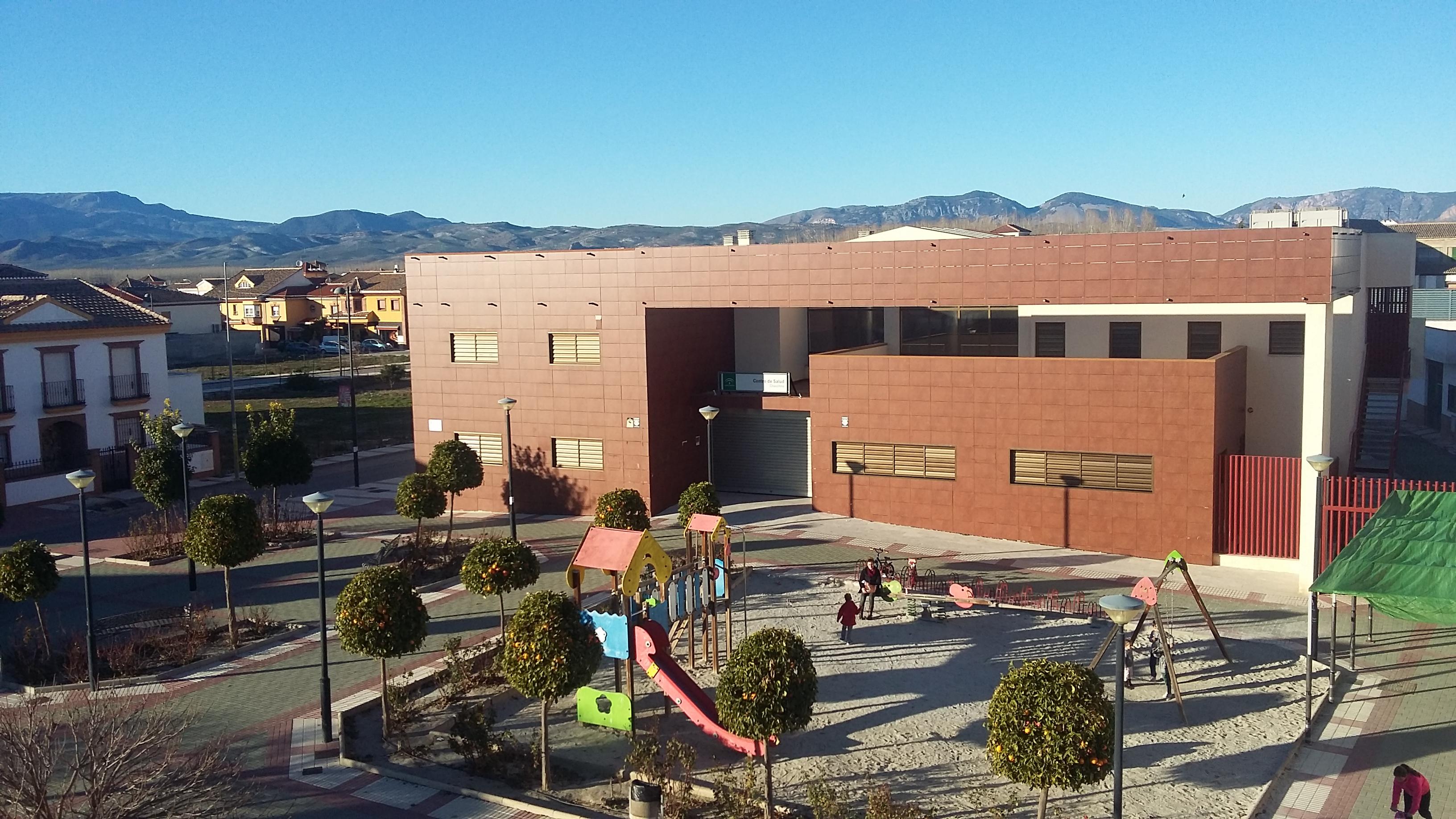 Centro de Salud. Chauchina