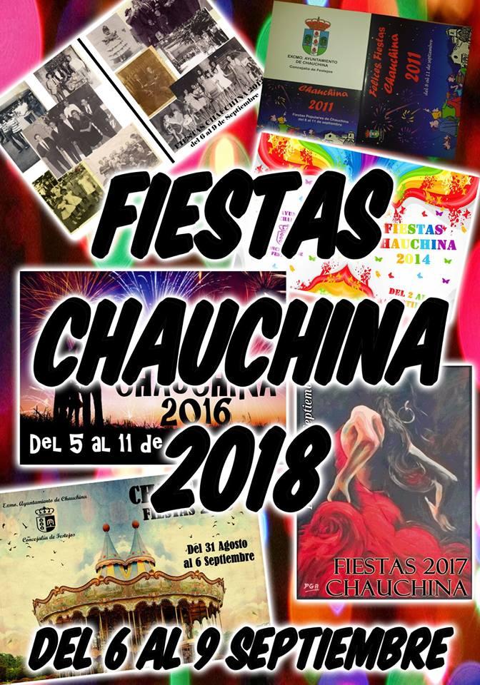 Fiestas Chauchina 2018 01